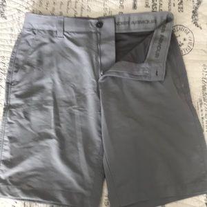 Under Armour | Grey Athletic Shorts | SZ 32